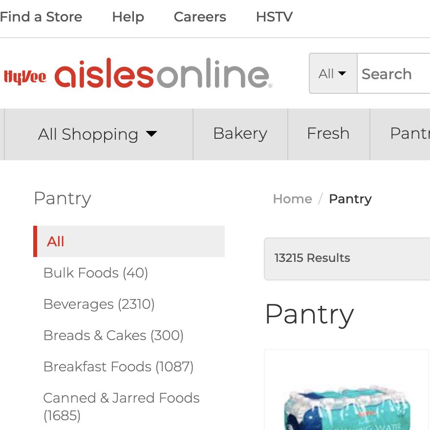 Aisles Online Ad Placement
